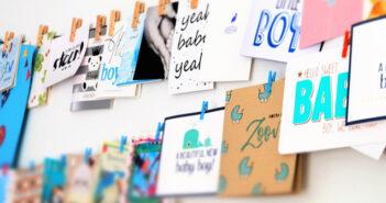 20 Sprüche für Kinder: Geburtskarten von lustig bis romantisch