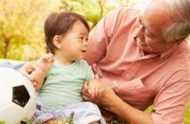 Alte Eltern: Erfahrungen von Mutter und Kind