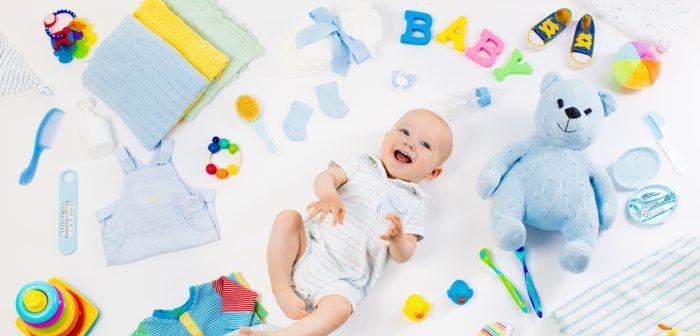 Baby Erstausstattung: Checkliste