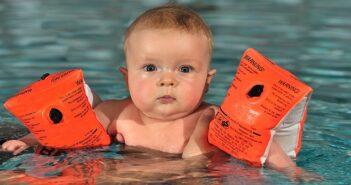 5 Tipps für ein entspanntes Babyschwimmen