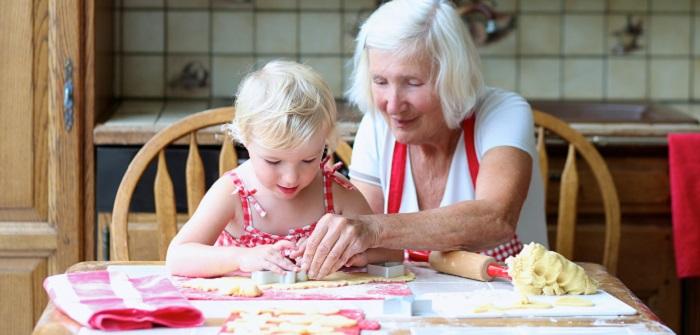 Backen mit Kindern: Gerade in der Adventszeit etwas ganz Besonderes