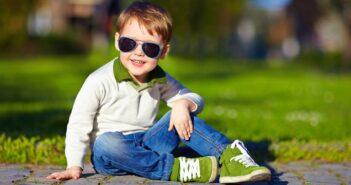Die richtigen Kinderschuhe für gesunde Kinderfüße