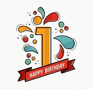 Ein besonderer Geburtstag: Der 1. Geburtstag des eigenen Kindes. (#02)