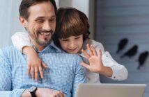 Familie und Fernbeziehung vereinen