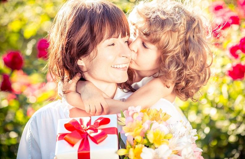 Einmal so richtig DANKE sagen – und unseren Müttern zeigen, wie sehr wir sie lieben. (#01)