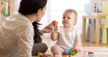 Fremdkörper im Hals: Erste Hilfe bei Kindern