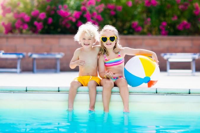 Freunde fürs Leben - das muss es ja nicht zwangsläufig sein. Aber mit anderen Kindern im gleichen Alter wird der Urlaub zum Vergnügen. (#4)