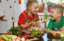 Gemüse für Kinder: Tipps, um Appetit auf Grünes anzuregen