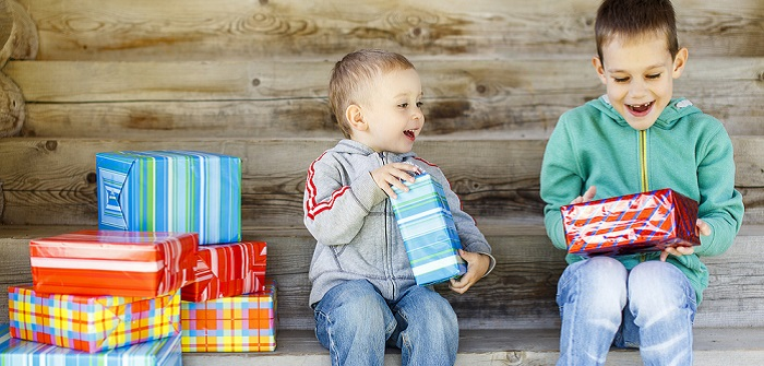 Die schönsten Geschenkideen für Kinder ab 5 Jahren