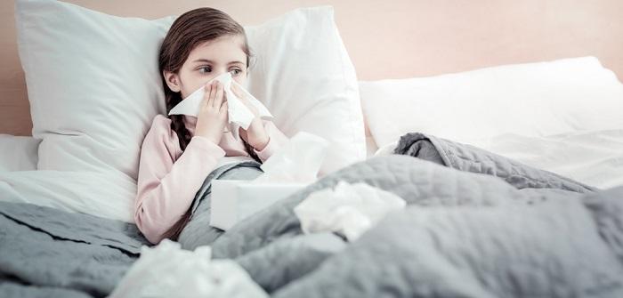 Grippe bei Kindern: Symptome wirksam behandeln und lindern