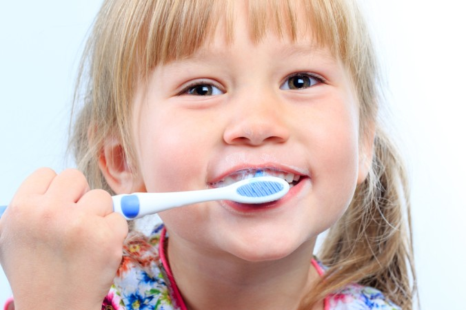 Der Durchschnitt macht deutlich, dass bei einem Kind meist nur ein halber Zahn überhaupt die Erfahrung mit Karies gemacht hat. (#01)