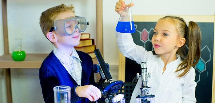 Wie mache ich Kinder auf Naturwissenschaften neugierig?