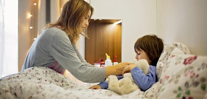 Kinderkrankheiten erkennen und richtig handeln