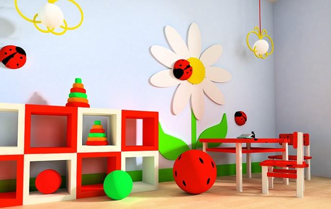 Egal, wie alt die Kinder sind, Eltern wünschen sich für ihren Nachwuchs Kinderzimmer, die vor allem viele Spielmöglichkeiten und ein sehr gutes Platz-Management zur Verfügung stellen. Hier können die neuesten Trends für Kinderzimmer 2017 (#01)