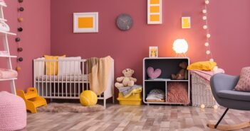 Das Kinderzimmer streichen: Ideen für eine gelungene Dekoration