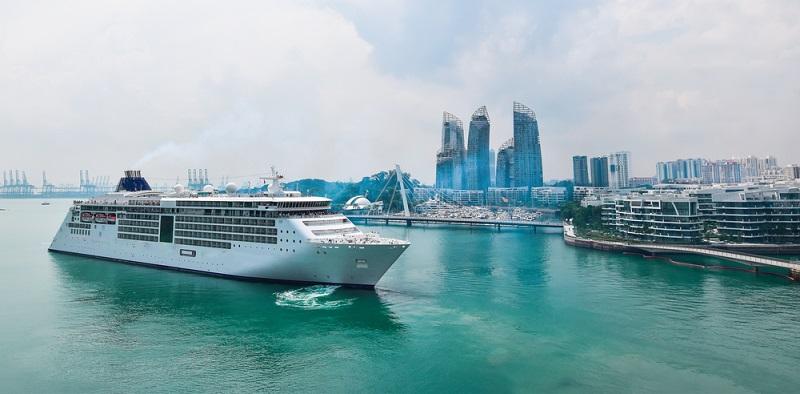 Möchten Sie aus dem Alltag ausbrechen, Seeluft schnuppern und ferne Orte auf der ganzen Welt entdecken? MSC World Cruise macht es möglich und nimmt sie mit zu 48 traumhaften Reisezielen in 32 verschiedene Länder. (#03)