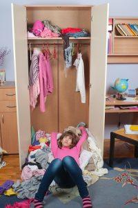 Ordnung im Jugendzimmer halten: Der Jugendliche muss sich wohlfühlen. (#04)