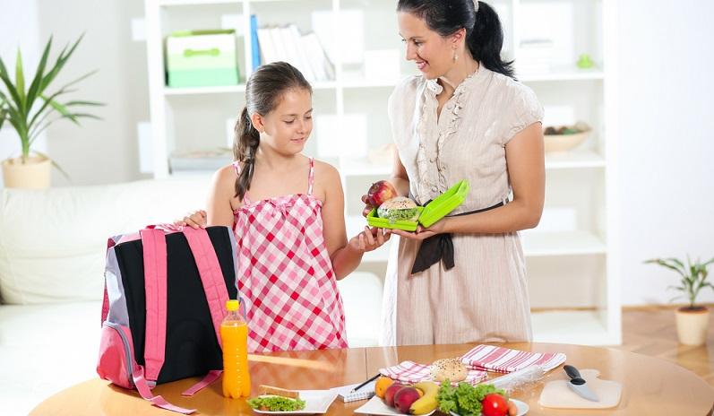 Damit eine Routine erreicht wird, sollte der Schulranzen täglich gepackt werden. (#03)