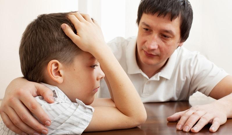 Grenzen und Regeln werden dann von Kindern am ehesten akzeptiert, wenn Mama und Papa wohlüberlegt, bewusst und vernünftig damit umgehen. (#05)
