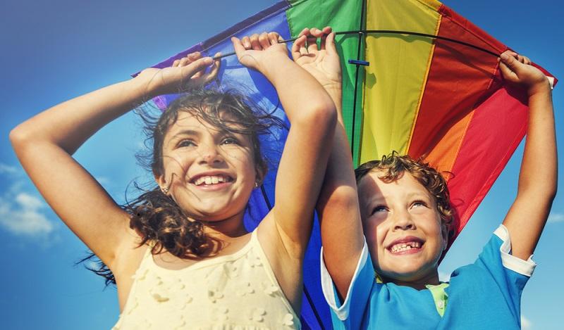 Stress vermeiden, aber nicht um jeden Preis, so kann es funktionieren, die Kinder wieder zu beruhigen und für die alltäglichen Widrigkeiten zu wappnen. (#05)