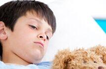 Typische Kinderkrankheiten: Das sollten Eltern wissen