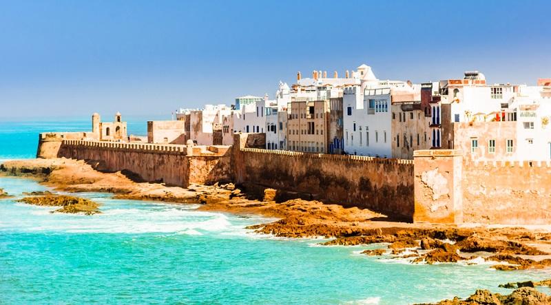 Im Nordwesten herrscht ein <strong>mediterranes Klima mit teils sehr heißen Sommern. ( Foto: Shutterstock-streetflash)