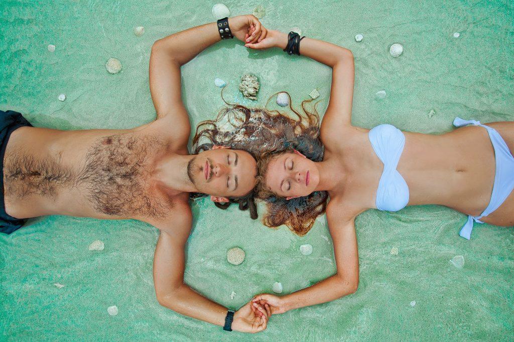 Urlaub ohne Kinder die Zweisamkeit geniesen, weider Kraft sammeln für den Alltag und sich wieder neu ineinander verlieben