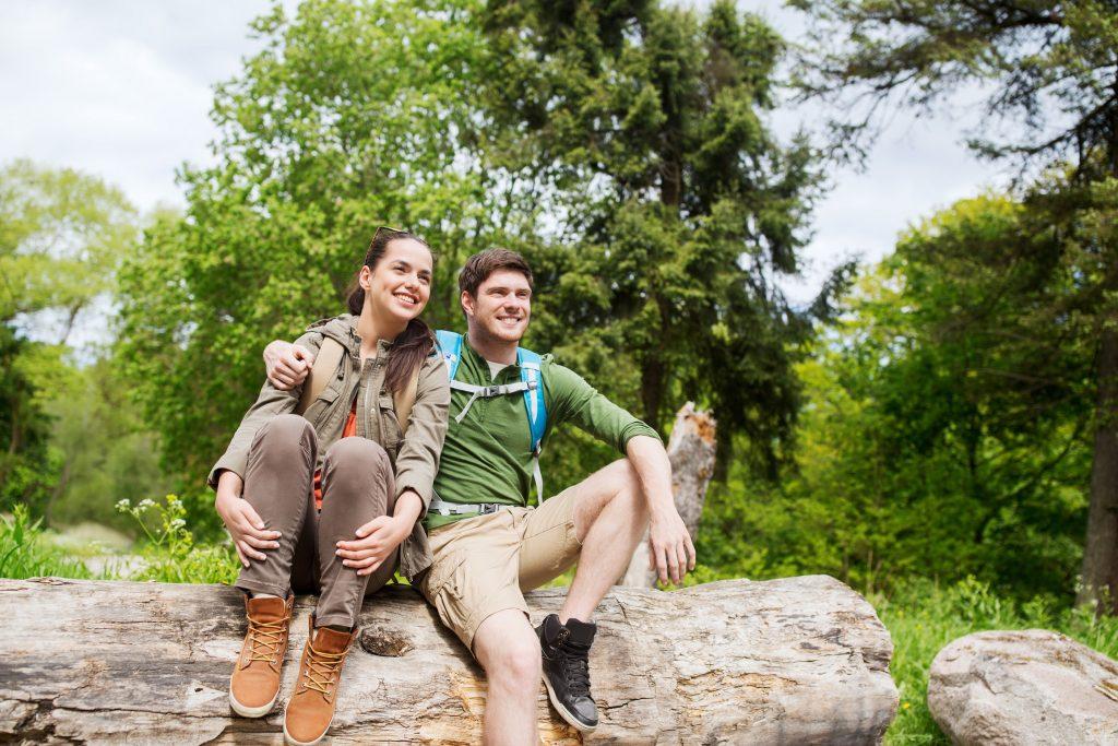 Gemeinsam die höchsten Gippel erobern, eine der vielen Möglichkeiten beim Urlaub ohne Kinder