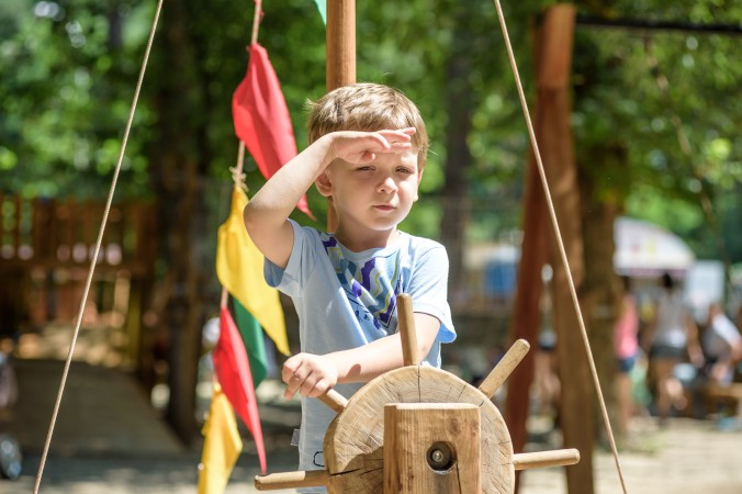 Hey Hey Wickie - Kinderkapitän auf hoher See! (#3)