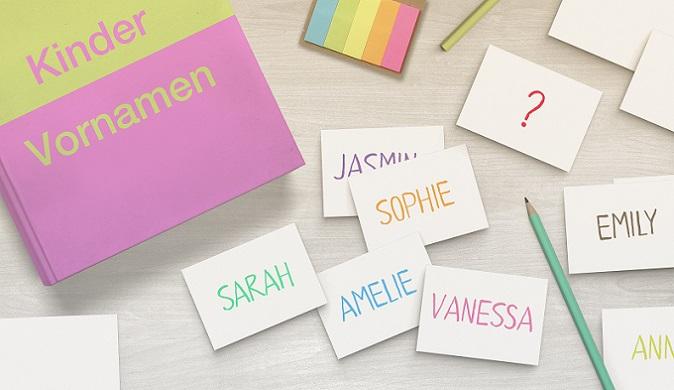 Als einziger Ausreißer ist hier bei den zehn beliebtesten Mädchennamen Emilia zu nennen. B