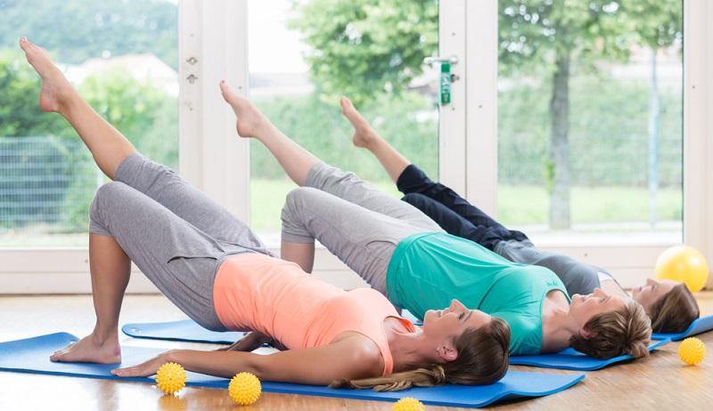 Beliebt bei vielen Frauen mit Wochenbettdepression sind Entspannungsübungen wie Yoga. (#1)