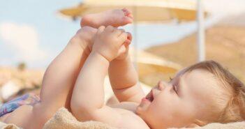 Urlaub mit Kleinkind am Meer: 7 Reiseziele, an denen ihr euch wohlfühlen werdet (Foto: shutterstock - Vitalinka)